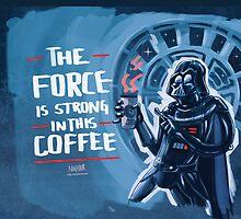 Vader Coffee by danielport