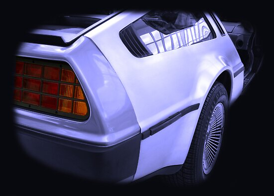 De Lorean dreams ... by SNAPPYDAVE