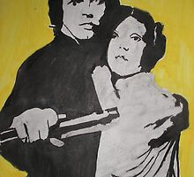 Star Wars by Colin  Laing