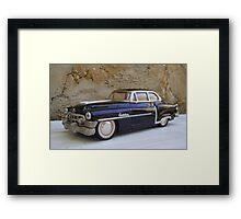 1953 Cadillac. Framed Print