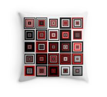 Art Squared Throw Pillow