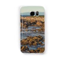Rocky Shore by Spanish Bay Samsung Galaxy Case/Skin
