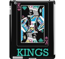 KINGS iPad Case/Skin