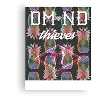 DMND Thieves Canvas Print