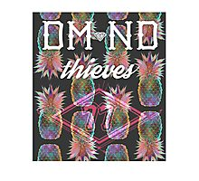 DMND Thieves Photographic Print