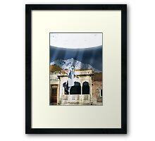 The Waziristan Encounter Framed Print