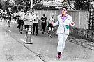 Running Man by Susan Werby