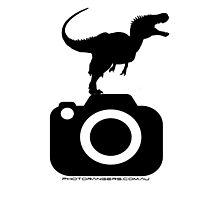Photography - Dinosaur TShirt Photographic Print