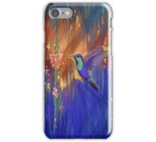 Golden Flight iPhone Case/Skin