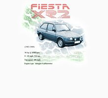 Fiesta XR2 Classic Car Men's T-shirt Unisex T-Shirt