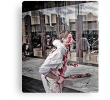 Zombie Walk (8) Canvas Print