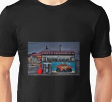 Tony's Crabshack In Bandon Oregon Unisex T-Shirt