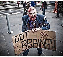 Zombie Walk (10) Photographic Print