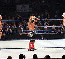 Smackdown 2008 - Batista, Edge, Undertaker by xTRIGx