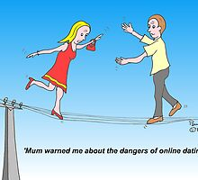 On line dating by Pauline O'Brien