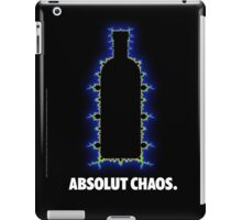 Absolut Chaos iPad Case/Skin