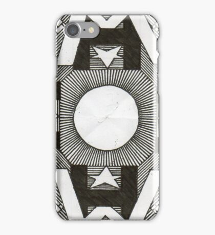 Space May Be The Final Frontier... iPhone Case/Skin