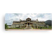 Ranakpur temples Canvas Print