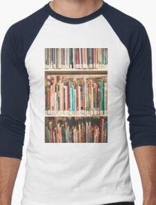 Read More....Screen Less Men's Baseball ¾ T-Shirt