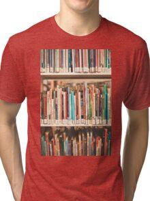 Read More....Screen Less Tri-blend T-Shirt