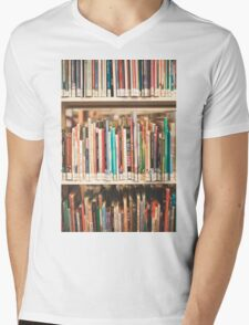 Read More....Screen Less Mens V-Neck T-Shirt