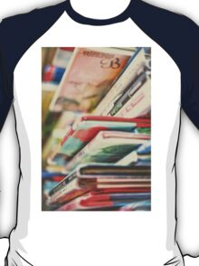 B is for Books T-Shirt