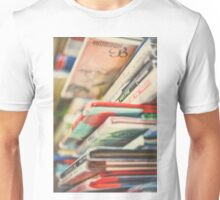 B is for Books Unisex T-Shirt