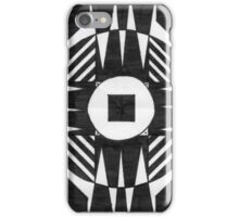 Spikes And Stars iPhone Case/Skin