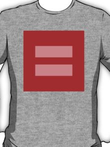 Equality Sign T-Shirt