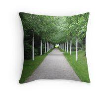 Melk, Austria Throw Pillow