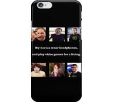 My heroes <3 iPhone Case/Skin