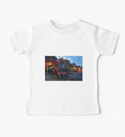 0822 End of day maintenance Baby Tee