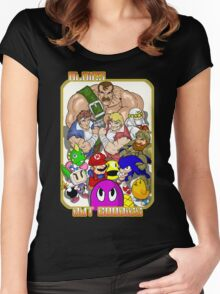 Oldies but Goodies Women's Fitted Scoop T-Shirt