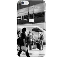9:36 Shinkansen for Hayabusa - Tokyo, Japan iPhone Case/Skin
