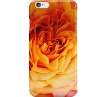 Orange Loo Loo iPhone Case/Skin