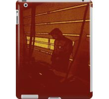 BLACK Ancient Methods #11 iPad Case/Skin