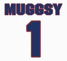Basketball player Muggsy Bogues jersey 1 by imsport
