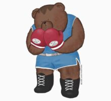 BEARS and FIGHTERS - Barlog sticker by Bears& Fighters