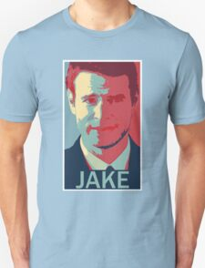 """I need you to know not choosing me is okay"" - jake ballard T-Shirt"