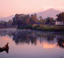 Pokhara by Hannah Nicholas