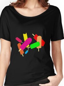 Ice Blocks Women's Relaxed Fit T-Shirt