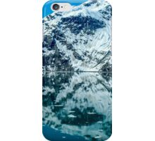 Alaskan Reflections Abstract iPhone Case/Skin