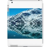 Alaskan Reflections Abstract iPad Case/Skin