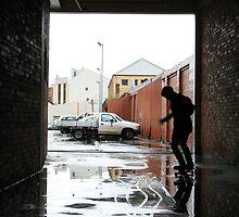Wet Wednesday by Samuel  Butler