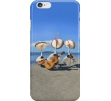 Pelican Mariachi band iPhone Case/Skin