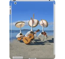 Pelican Mariachi band iPad Case/Skin