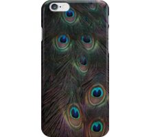 Peacock Animal Eyes Feathers iPhone Case/Skin