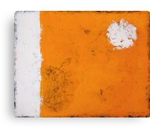 Orange Dream Canvas Print