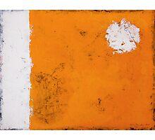Orange Dream Photographic Print