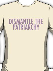 DISMANTLE THE PATRIARCHY T-Shirt